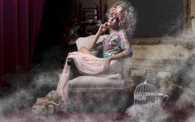 Dark Beauty By Nelson & Carreras