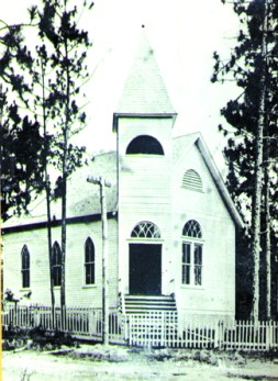 first marlow church 1903