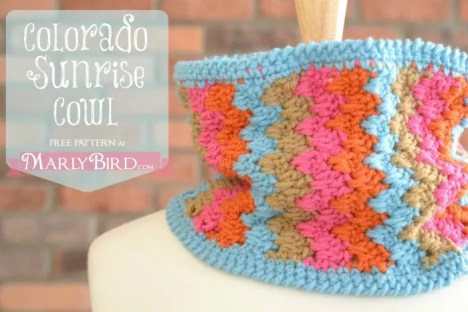 Free Crochet Pattern by MarlyBird.com Includes a FREE Video Tutorial
