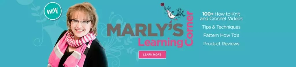 Marly's Learning Corner with Red Heart Yarns