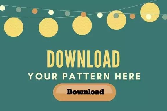 Plaid Christmas Afghan frree Pattern Download