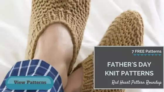 Free Father's Day Knit Patterns