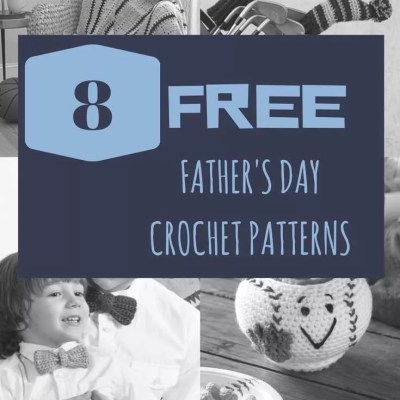 Crochet Father's Day Patterns