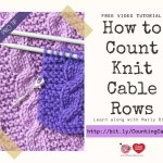 Learn How to Count Cable Rows Quickly-Video Tutorial
