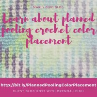 Planned Pooling Crochet: Planned Pooling Color Placement