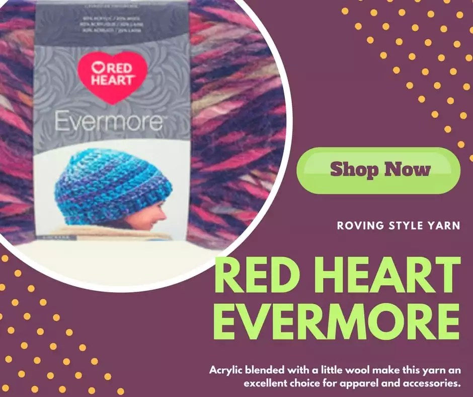 Red Heart Everymore