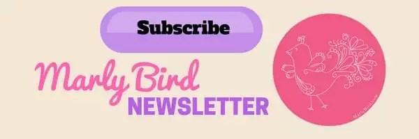 Marly Bird Newsletter
