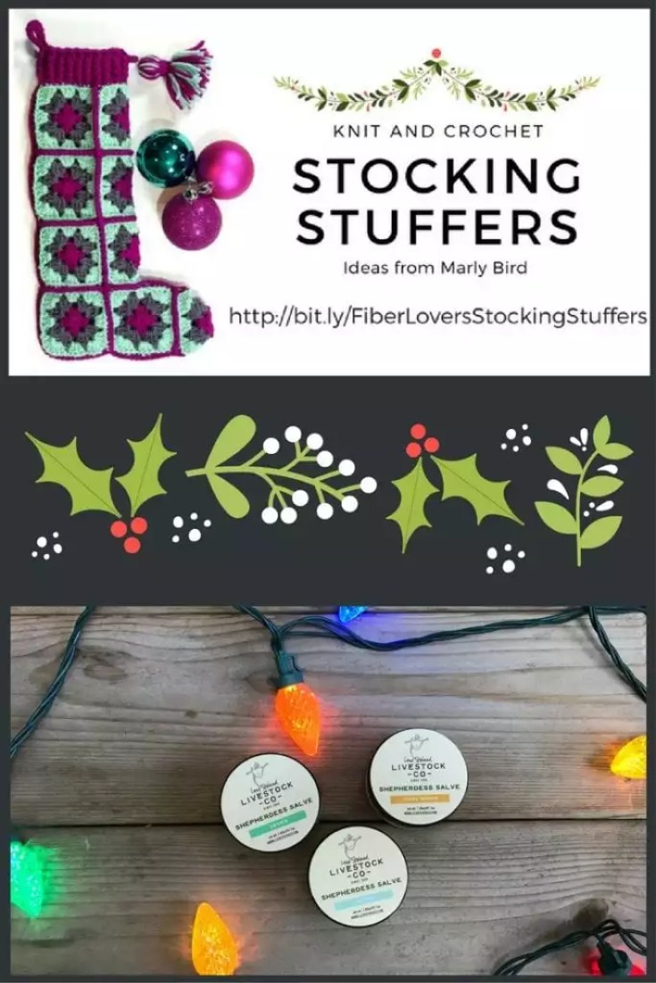 Knit and Crochet Gift Ideas