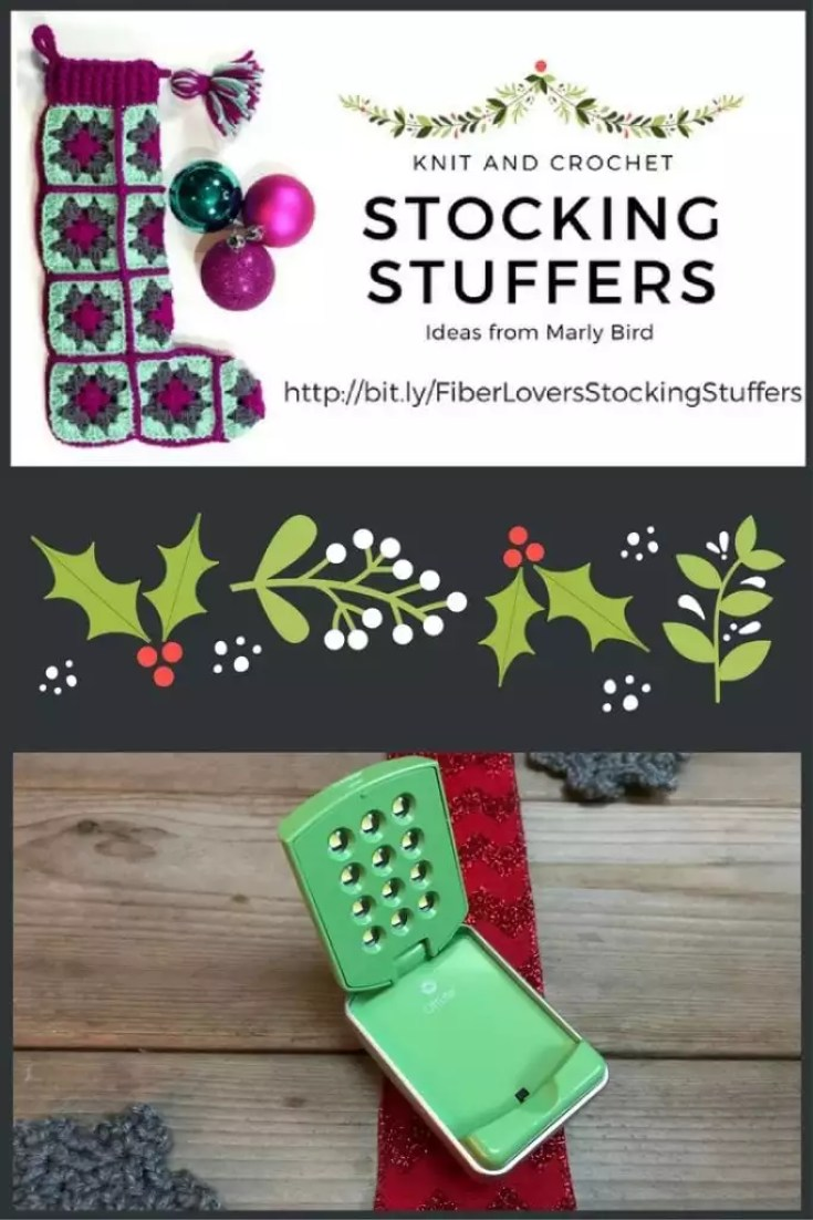 Knit and Crochet Gift Ideas with OttLite Mini Flip
