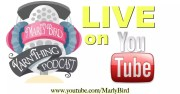Yarn Thing Podcast with Marly Bird™ Live on YouTube