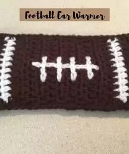 Football Ear Warmer