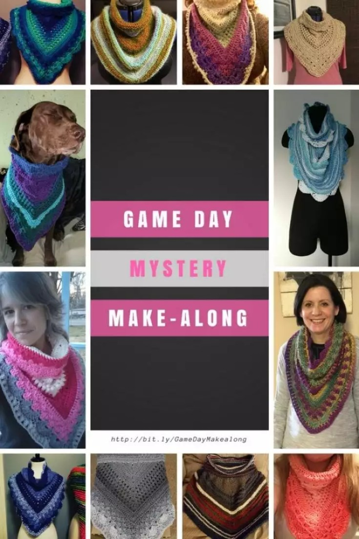 2018 Game Day Mystery Make-along