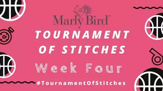 Marly Bird Tournament of Stitches Week 4 Clue