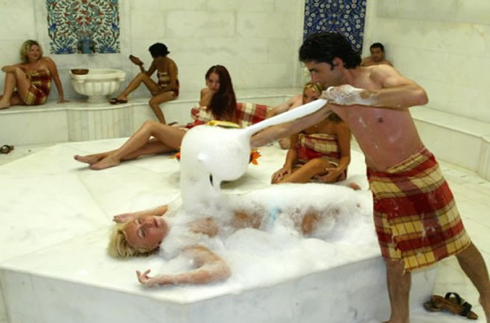 Image result for turkish bath