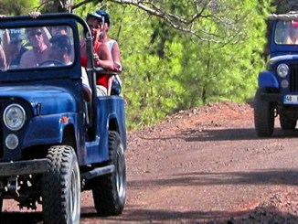 Marmaris Jeep Safari Turu