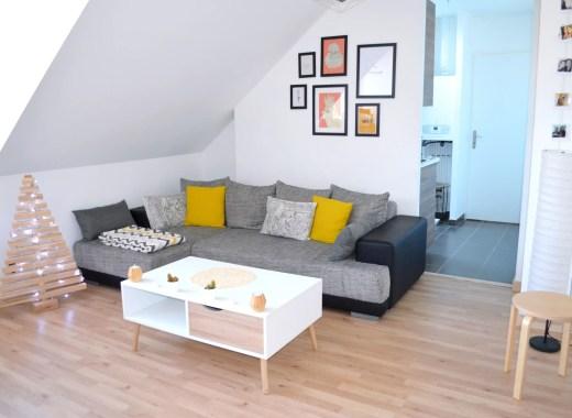 DSC 0555 - Première visite dans mon appartement