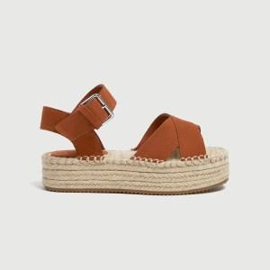 sandale-naturelle-pullandbear