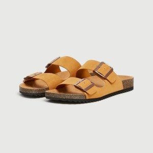 sandale style birkenstock moutarde pullandbear copie 300x300 - Shop ma wishlist