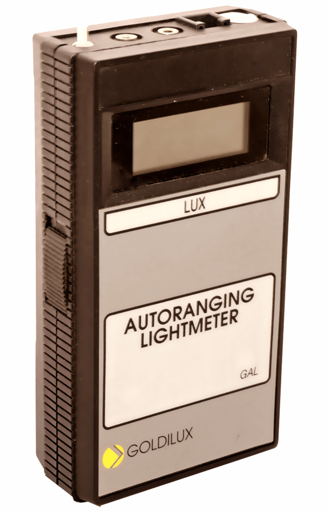 Autoarranging Lightmeter V