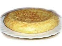omelette espagnole tortilla authentique