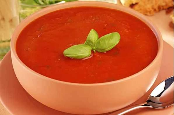 Soupe de tomates allegee diet tomato soup