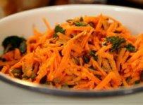carottes rapees au citron recette