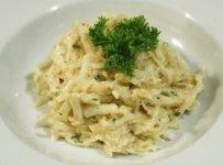 salade de celeri au fromage blanc recette