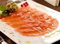 carpaccio de saumon recette rapide