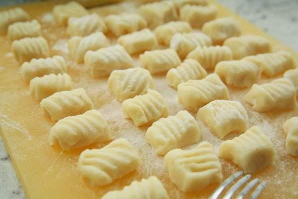 gnocchi de pommes de terre maison