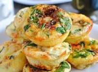mini tortillas aux légumes