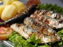 sardines grillées et pommes de terre nouvelles recette
