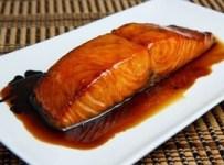 saumon poele a la sauce soja recette rapide