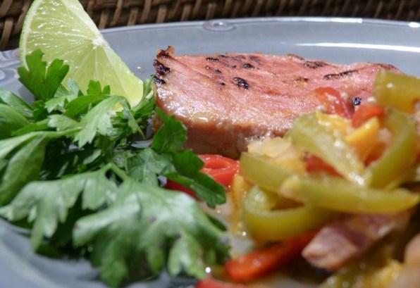 Thon a la creole recette
