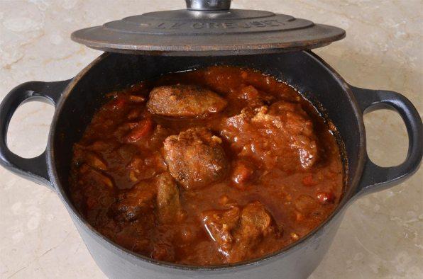 goulash viande