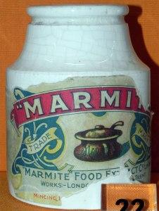 The earthenware pre-1920's jar