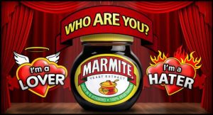 Marmite - Do you Love it or Hate it?