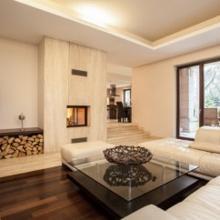Types Of Floor Tiles For Living Room Cabinets With Glass Doors Coordinating Different Flooring Options Throughout Your Home