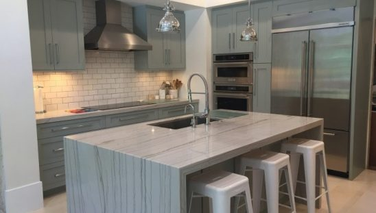 islands for the kitchen napa style island designing with natural stone