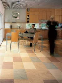 Cool Green Floor Ideas at the Marmoleum Clique!