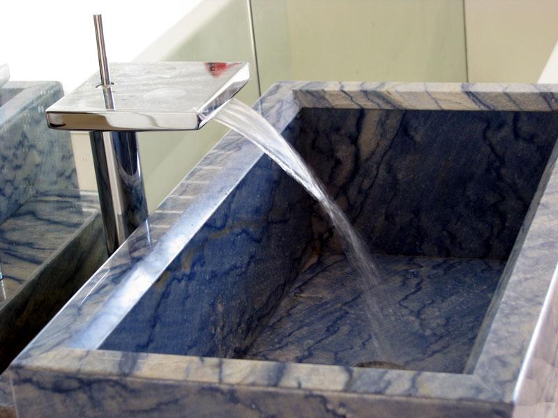 MarmoStudio  Arredo bagno in marmo  top in marmo vasche
