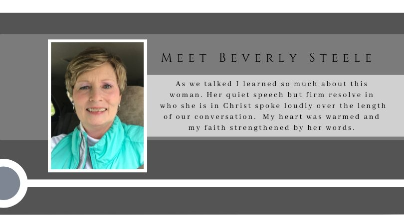Beverly Steele-Under The Influence