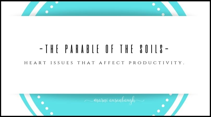 The Parable Of The Soils