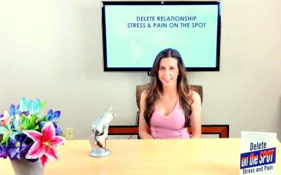 Delete Relationship Stress and Pain Part Two