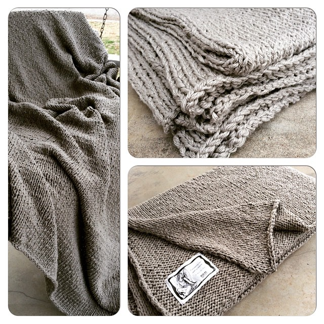 Bertha Blanket made by marni