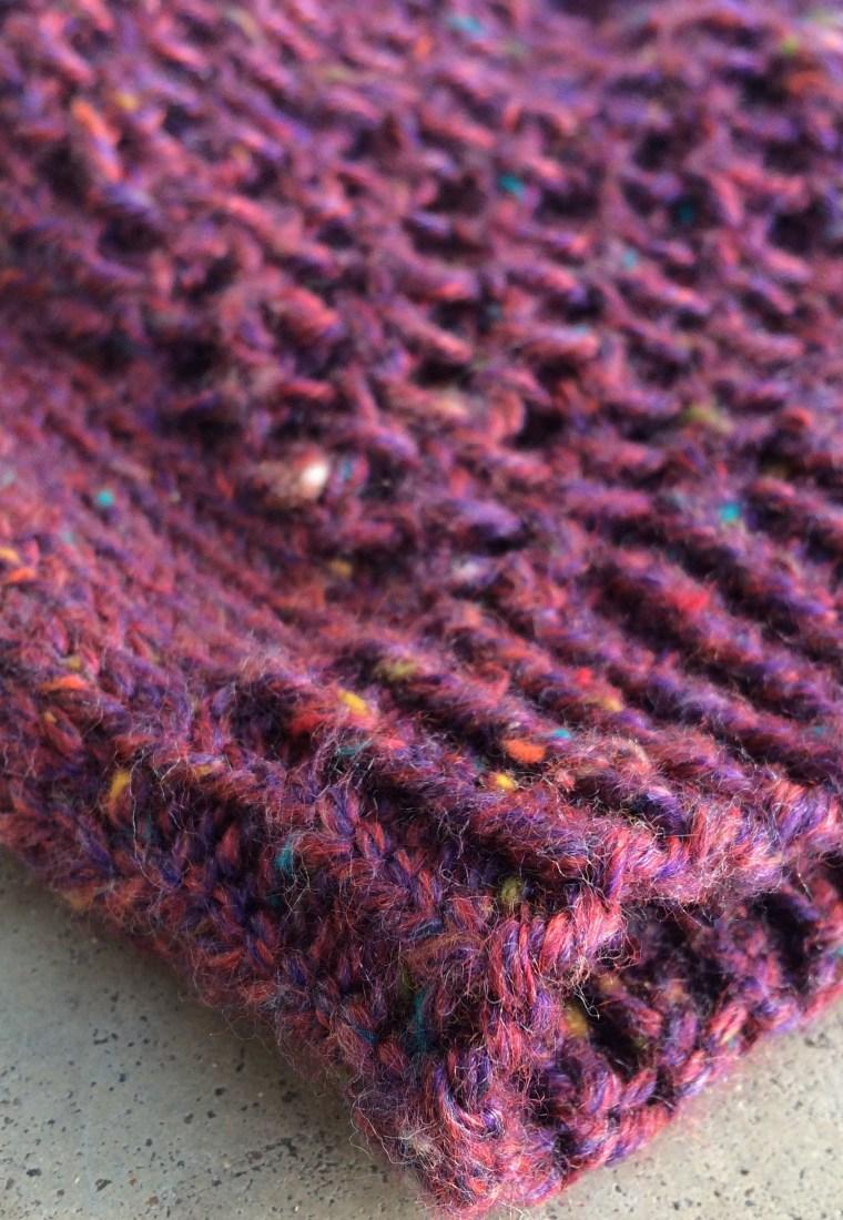 Whiritoa Knitted Hat Pattern