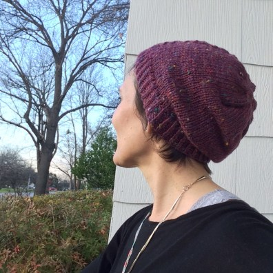 Whiritoa Knit Hat