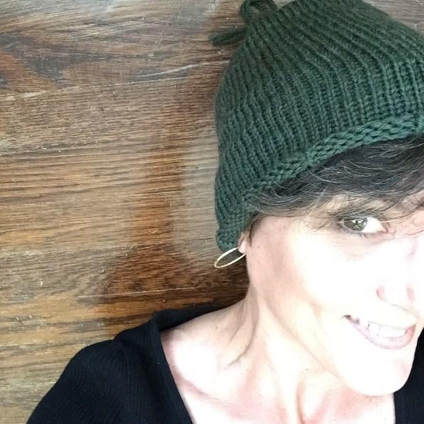 Hat Cowl Free Knitting Pattern