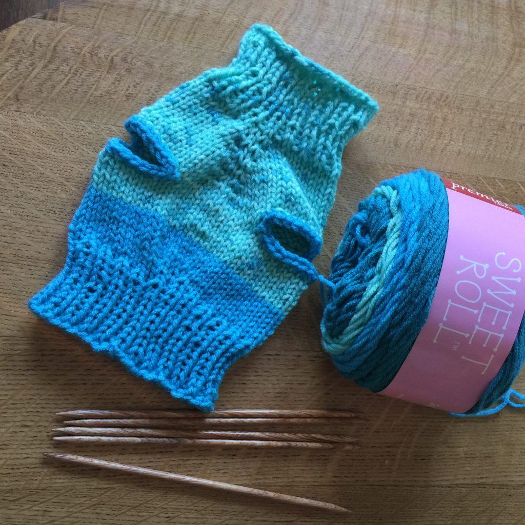 Dog Sweater Handknit