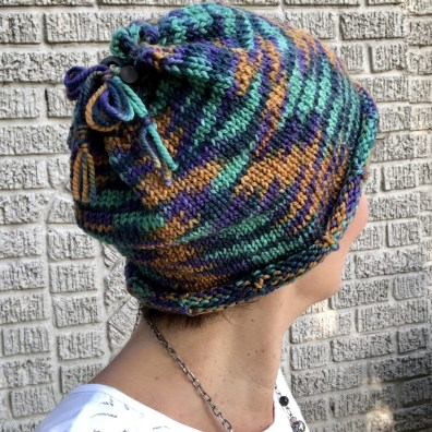 Knitologie Bouncy Hat Cowl