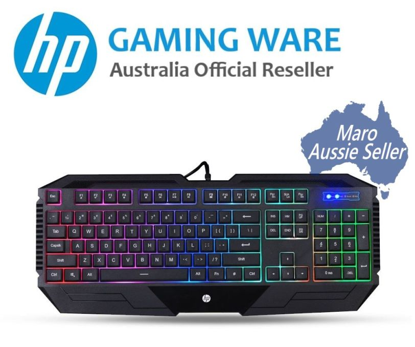 HP K110 Gaming Keyboard
